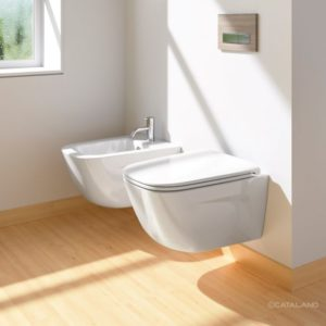 Seinapealne wc pott NEW LIGHT NF 53 (prill-lauaga) Catalano
