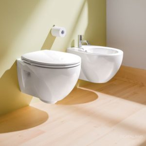 Seinapealne wc pott NEW LIGHT 52 (prill-lauaga) Catalano