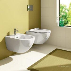 Seinapealne wc pott SFERA 54 (prill-lauaga) Catalano