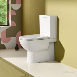 Monoliitne wc pott SFERA 63 (prill-lauaga) Catalano