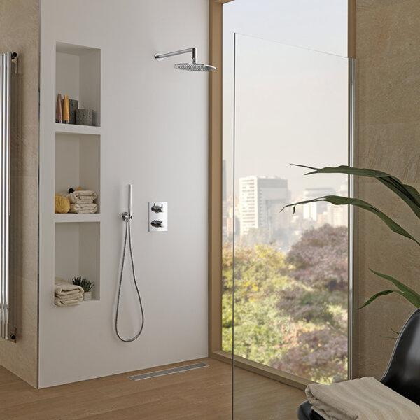 termostaatilised dušikomplektid Noken Oval 100106967