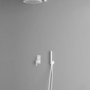 Noken urban white dušikomplekt, viimistlus valge matt