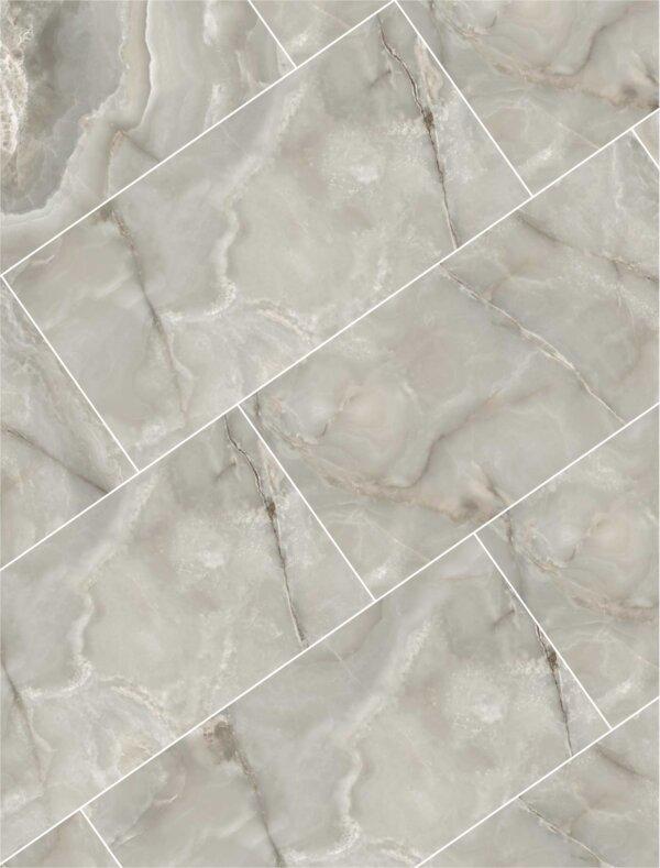 Seinaplaat/põrandaplaat Casa Dolce Casa ONYX&MORE WHITE ONYX SATIN 60×120
