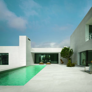 Stonetalk White 60x120 Martellata Tecnica-Minimal Amb Esterno Piscina keraamiline põrandaplaat