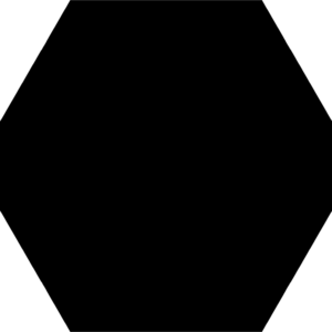 Godicer_Hexagon_Basic_black