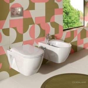 Seinapealne wc pott SFERA ECO NF 54 Catalano