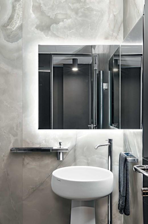 Seinaplaat/põrandaplaat Casa Dolce Casa ONYX&MORE SILVER ONYX SATIN 60×120