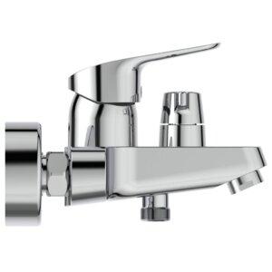 Duši- ja vannisegisti CERAFLEX, kroom, Ideal Standard