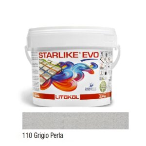 Epoksiid vuugitäide 2,5kg STARLIKE EVO 110 Grigio Perla