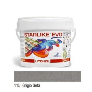 Epoksiid vuugitäide 2,5kg STARLIKE EVO 115 Grigio Seta