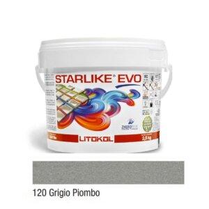 Epoksiid vuugitäide 2,5kg STARLIKE EVO 120 Grigio Piombo