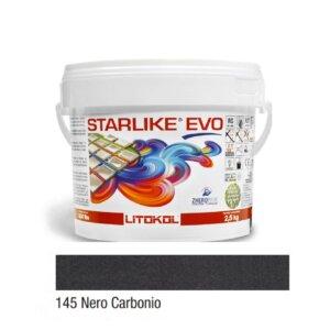 Epoksiid vuugitäide 2,5kg STARLIKE EVO 145 Nero Carbonio
