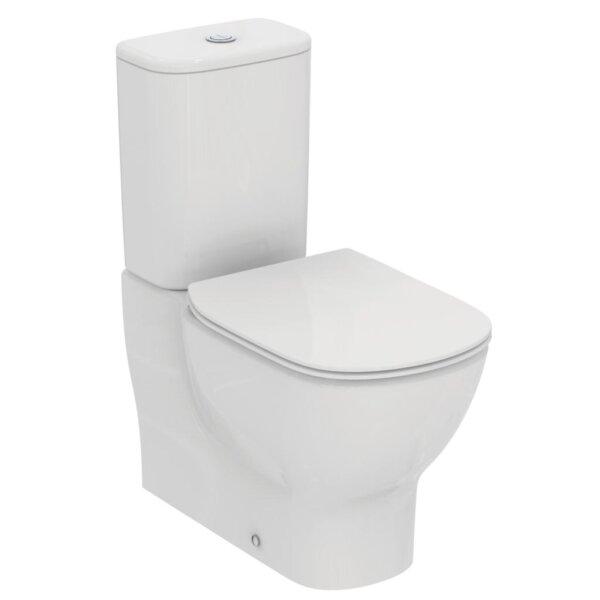 Monoliitne wc pott TESI AQUABLADE®, Ideal Standard