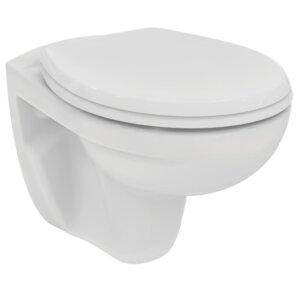 Seinapealne wc pott EUROVIT Rimless (prill lauaga) Ideal Standard