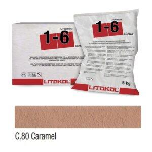 Tsemendi baasil vuugitäide 5kg LITOCHROM 1-6 C.10 Grigorio