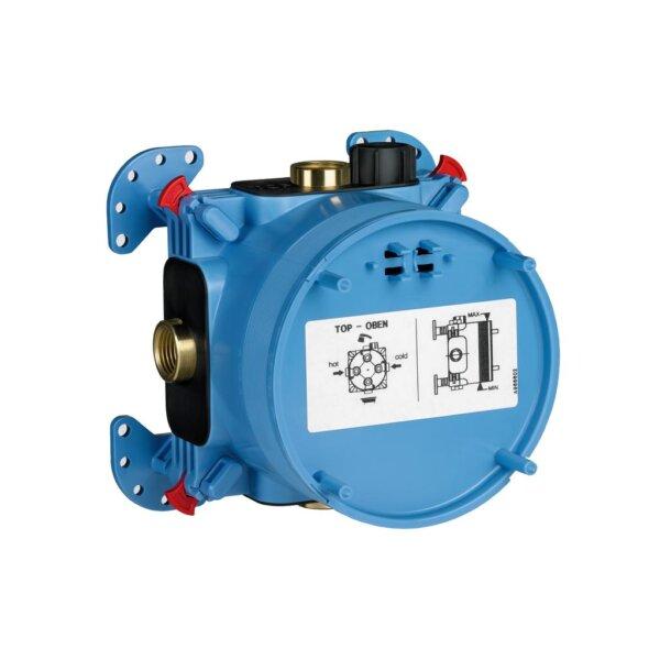 Душевой комплект с термостатом CERATHERM 100, хром, Ideal Standard