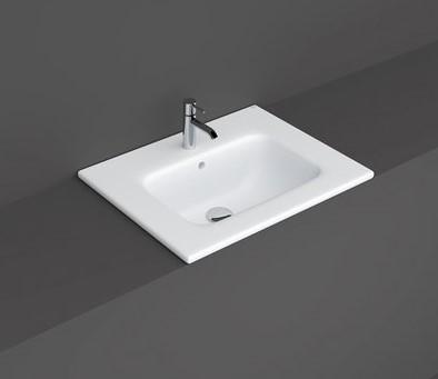 Valamukapp JOY 600x460mm, Pure White, Rak