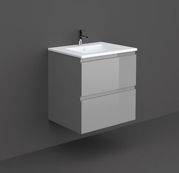 Valamukapp JOY 600x460mm, Urban Grey, Rak
