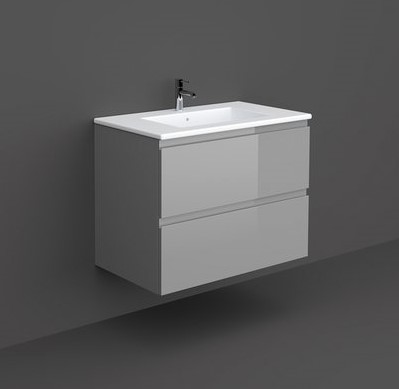 Valamukapp JOY 800x460mm, Pure White, Rak