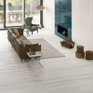 Seinaplaat/põrandaplaat Viva METALLICA STEEL WHITE